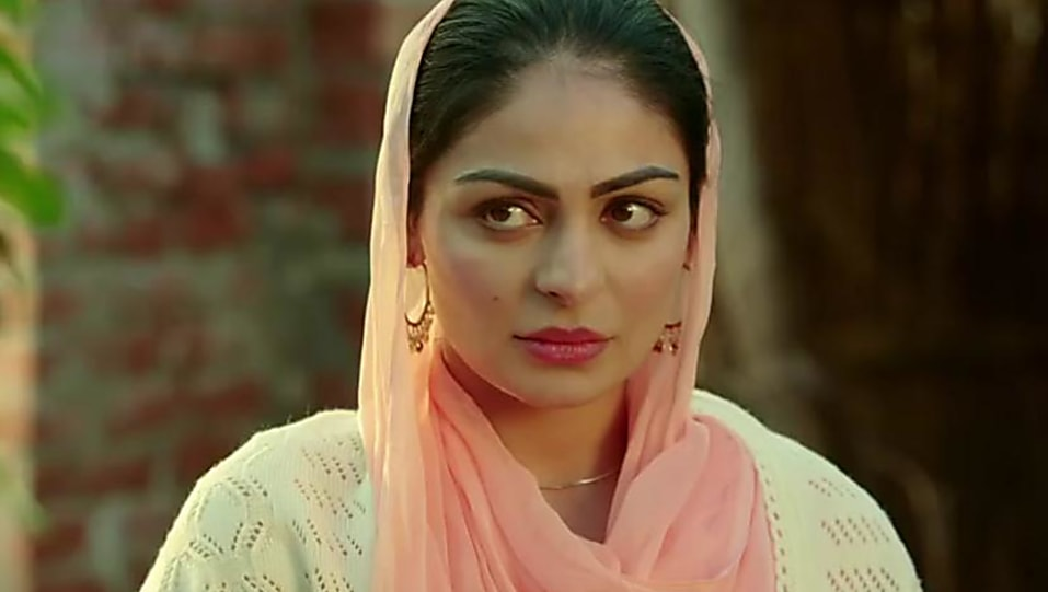 Neeru Bajwa Pink Patiala Suit Look Laung Laachi Style Inspiration