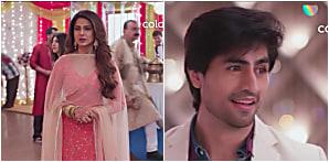 1d484eecafc60 Jennifer Winget Pink Salwar look Episode 11 style inspiration ...