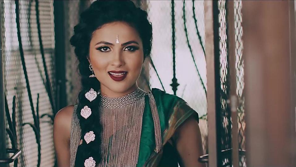 Get Vidya Vox Hair Hairstyle In Single Tamil Born Killa Charmboard