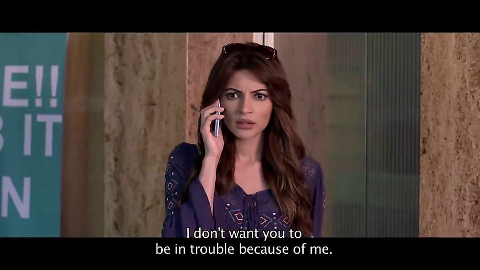Community Wall of Shama Sikander in Episode 9 | Maaya