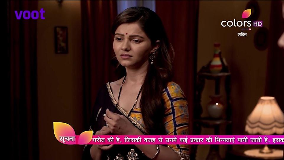 Rubina Dilaik look, Episode 518 style inspiration | Shakti