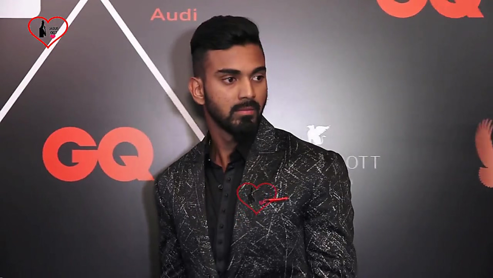 Get Kl Rahul Hair Hairstyle In Gq Best Dressed Awards 2018