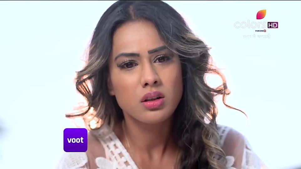 Nia Sharma White Dress look Promo style inspiration | Ishq Mein