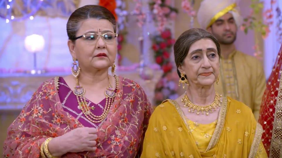 Zarina Roshan Khan - Celebrity Style in Kumkum Bhagya, Episode 1302, 2019  from Episode 1302. | Charmboard
