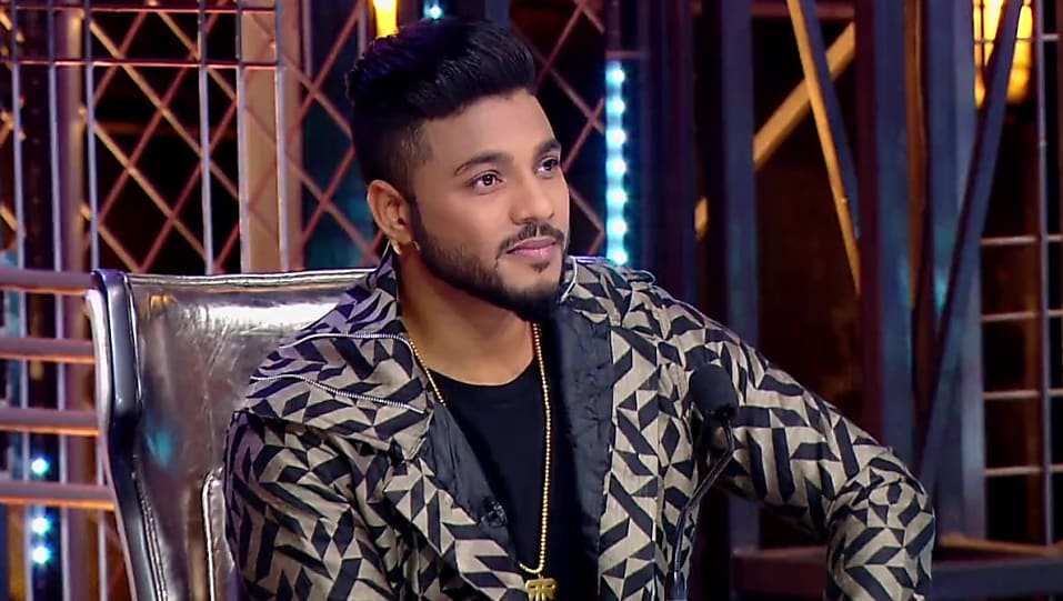Get Raftaar Hair Hairstyle In Dance India Dance Episode 1 Charmboard