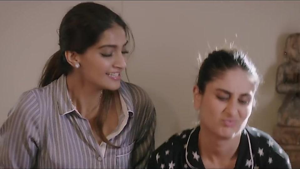 Watch Veere Di Wedding.Sonam Kapoor Brown Watch Matching With Look From Veere