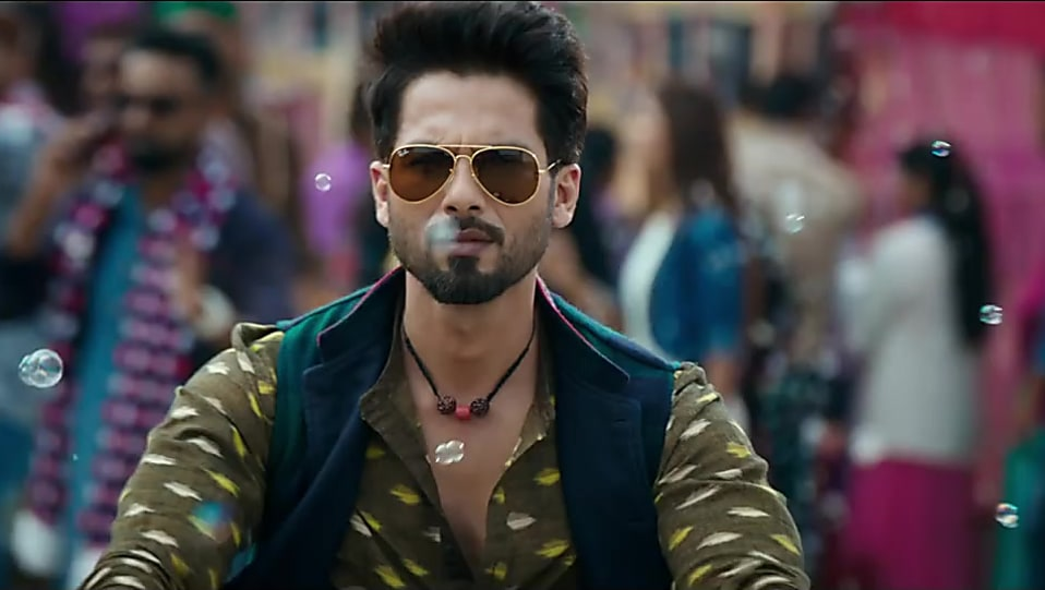 Get Shahid Kapoor Hair Hairstyle In Batti Gul Meter Chalu Gold