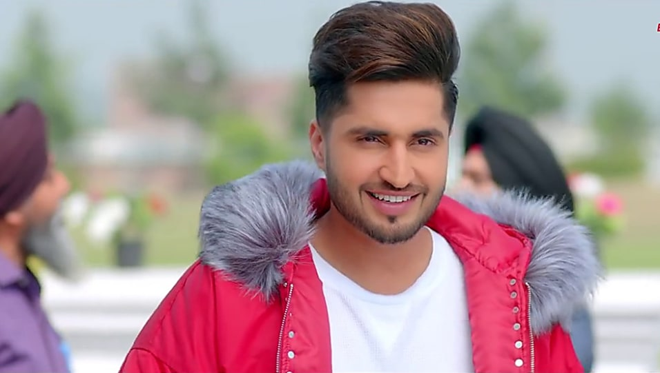 Jassi Gill Red Jacket And Others Jeans Look Jodi Teri Meri Style