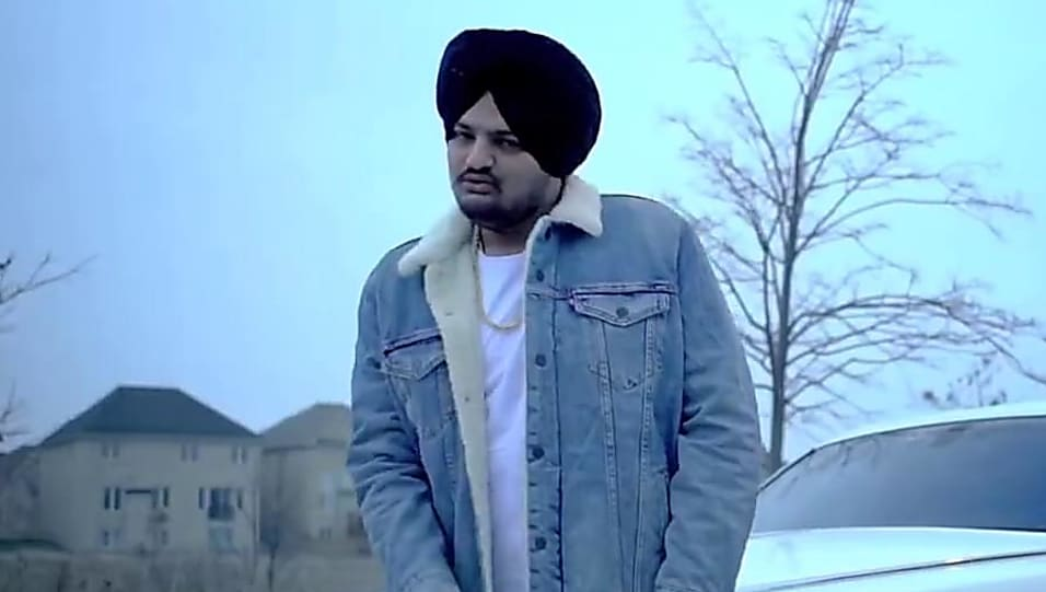 Sidhu Moose Wala Blue Jeans look, Just Listen style, Single | Charmboard