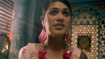 Zuber K  Khan Blue Kurta and Blue Patiala Pants look, Episode 157