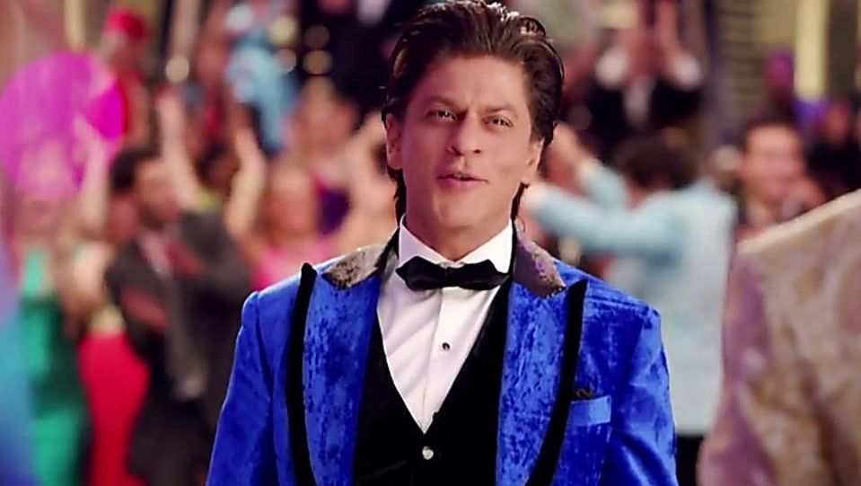 Happy New Year Shahrukh Khan 43