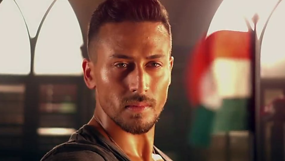 Get Tiger Shroff Hair Hairstyle In Baaghi 2 Official Trailer