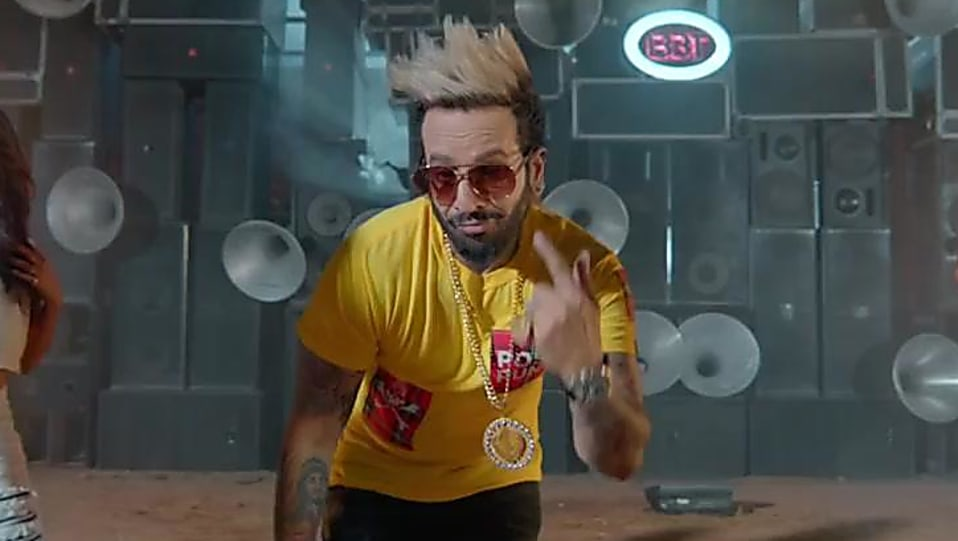 Jazzy B Yellow T Shirt And Grey Jeans Look One Million Style