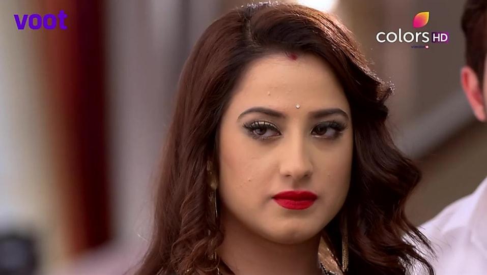 Alisha Panwar Green Saree look Episode 152 style inspiration | Ishq