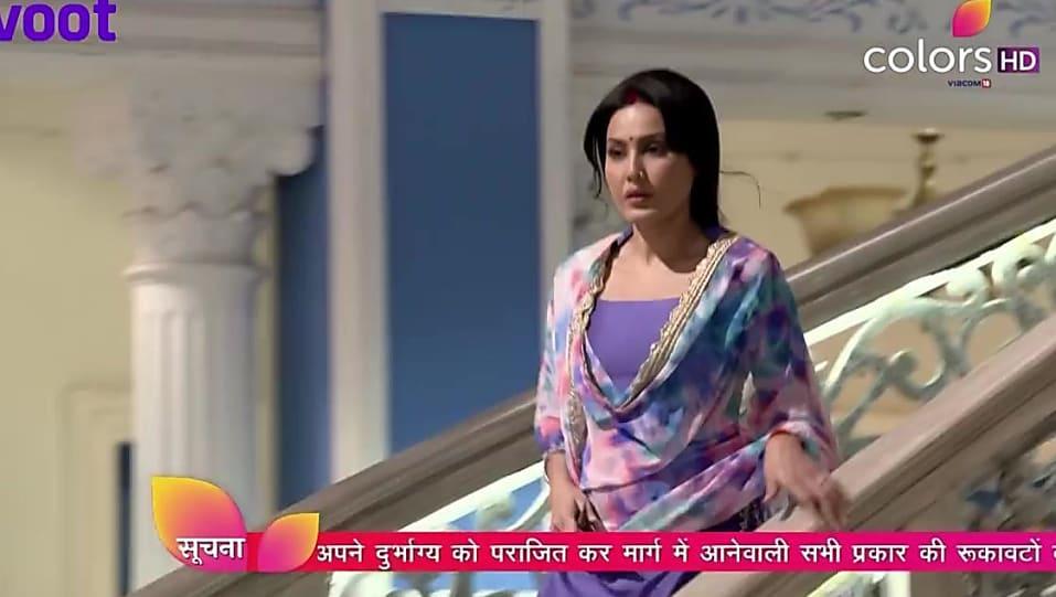 Preeto Harak Singh Purple Kurta and Purple Salwar look