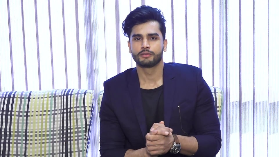 exceptional range of styles and colors release info on discover latest trends Rohit Khandelwal Blue Blazer and Black Jeans look, Check Out ...