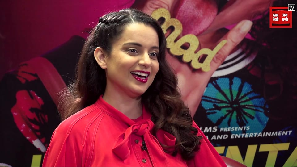 Get Kangana Ranaut Braided Wavy Hair hairstyle in Punjab