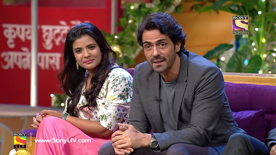 Community Wall of Arjun Rampal in Kapil And His Marriage