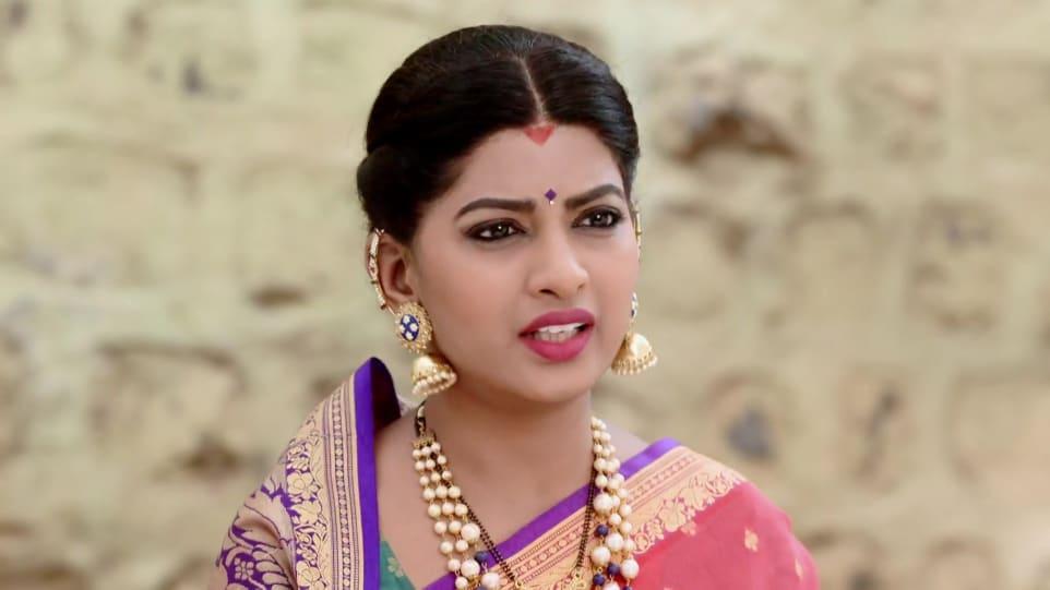 dhanashri kadgaonkar in tuzhat jeev rangala episode 933 2019