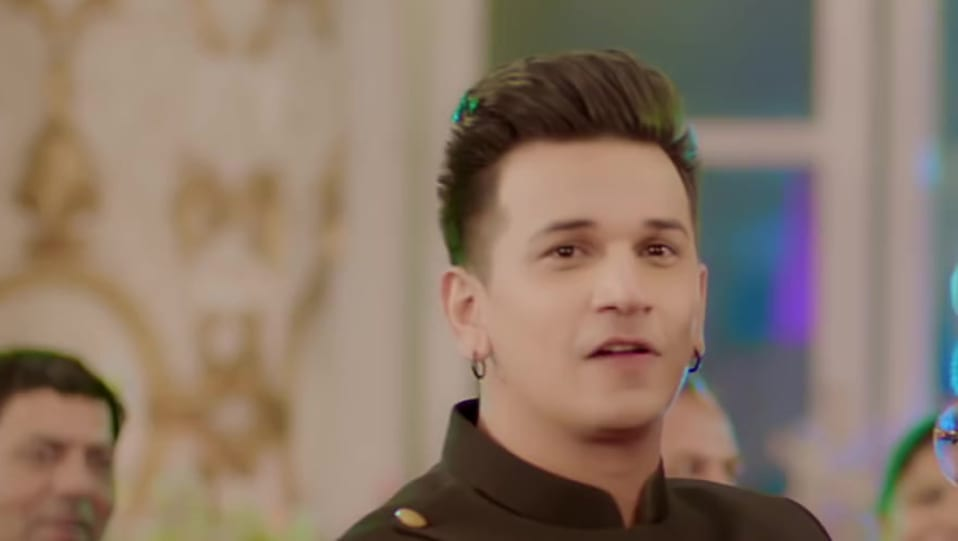 Celebrity Hairstyle Of Prince Narula From Goldy Golden Single 2019 Charmboard