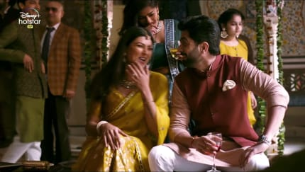 Get Sushmita Sen Au Naturel Look look in Aarya   Official Trailer ...