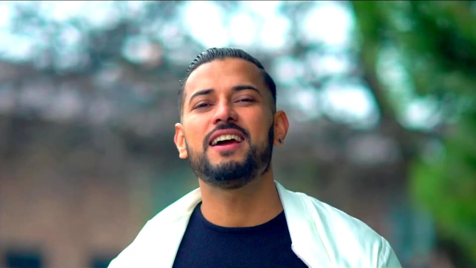Garry Sandhu Celebrity Style In Take Off Single 2019 From Take Off Charmboard