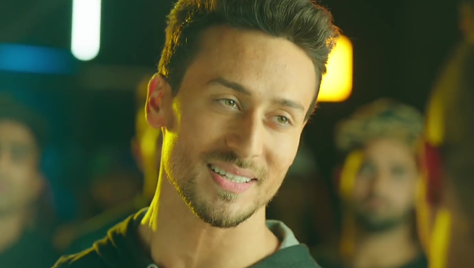 Get Tiger Shroff Hair Hairstyle In The Prowl Anthem Ready To Move