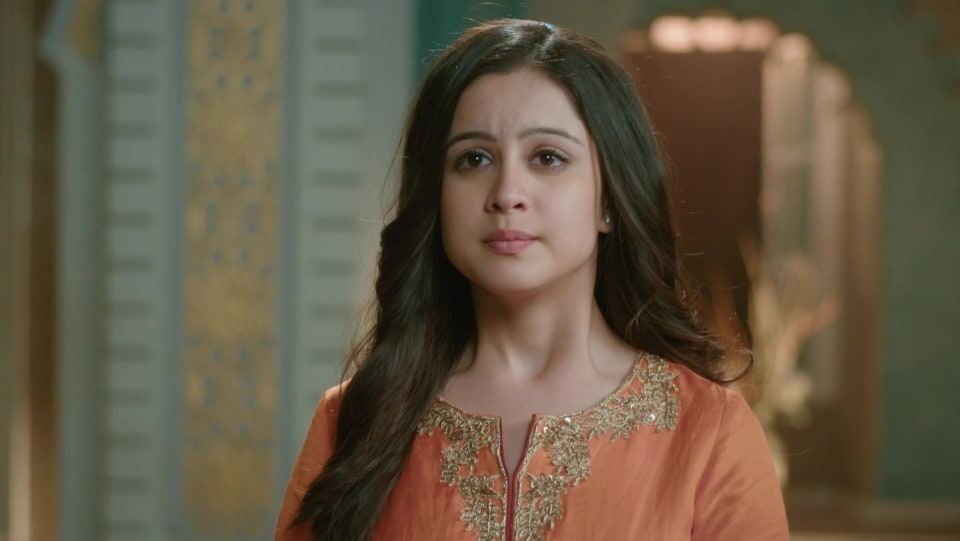 Tunisha Sharma Celebrity Style In Ishq Subhan Allah Episode 486 2020 From Episode 486 Charmboard