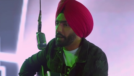 Ammy Virk Green Shirt look, Wang Da Naap style, Single | Charmboard