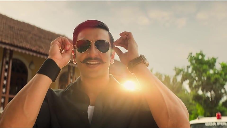Get Ranveer Singh Hair Hairstyle In Simmba Official Trailer