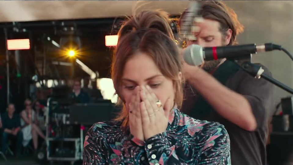 Lady Gaga In I Will Never Love Again A Star Is Born 2018
