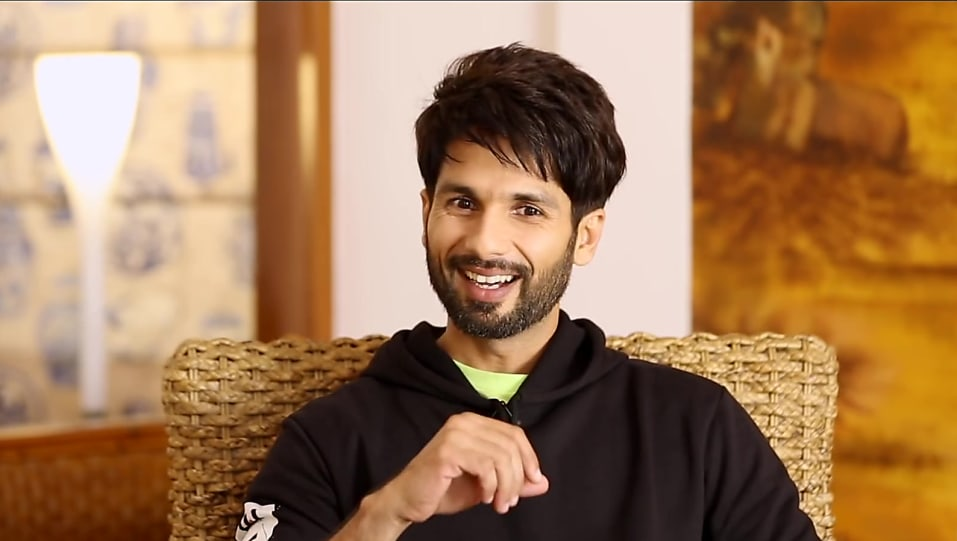 Get Shahid Kapoor Hair hairstyle in Bollywoodhungama