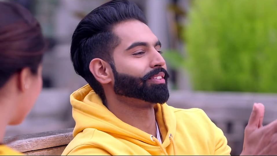 Parmish Verma Yellow Sweatshirts And Black Jeans Look Official