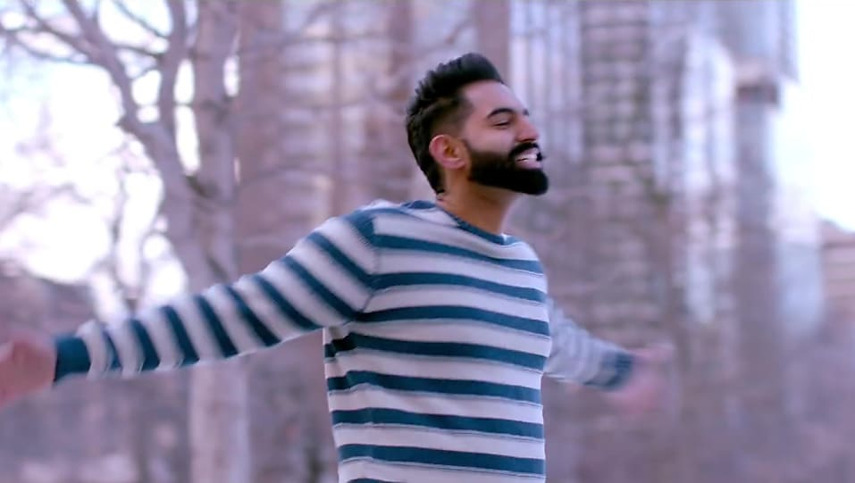 72f12f352 Parmish Verma Silver Kada matching with look from Official Trailer ...
