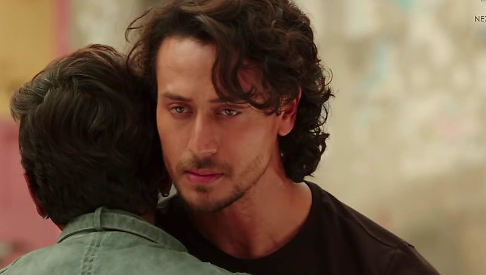 Get Tiger Shroff Hair Hairstyle In Munna Michael Official Trailer