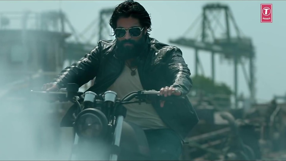 Yash Black Jeans look, Salaam Rocky Bhai style, Kgf Chapter