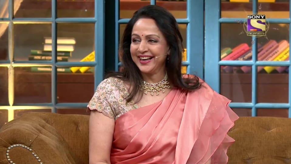 Hema Malini Jewellery Accessories From The Kapil Sharma Show Set India 2020 Celebrity Jewellery Charmboard