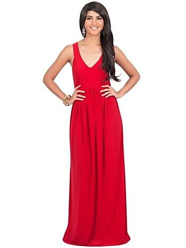 afe20313b93 paulina %u2013 sleeveless flattering summer sun maxi dress