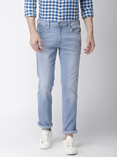 03ffa7a2 levis men blue 65504 skinny fit low rise clean look stretchable jeans