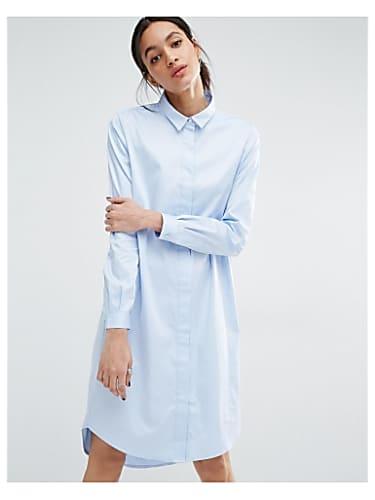 Vaani Kapoor Blue Shirt Shorts look dca1b50c5