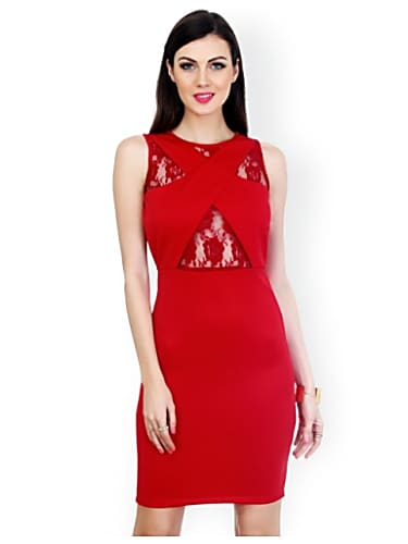 eb899201 consider making the look your own with faballey red bodycon dress