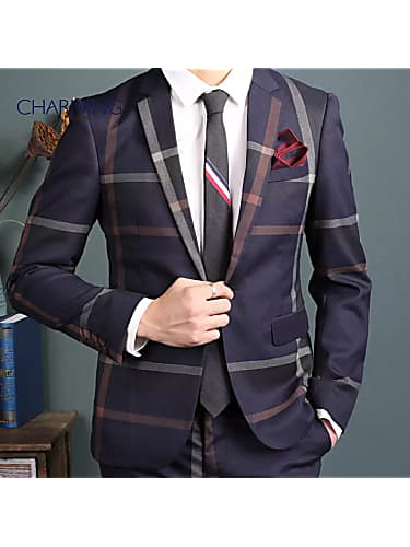 Sharad Malhotra Blue Suits look Episode 380 style