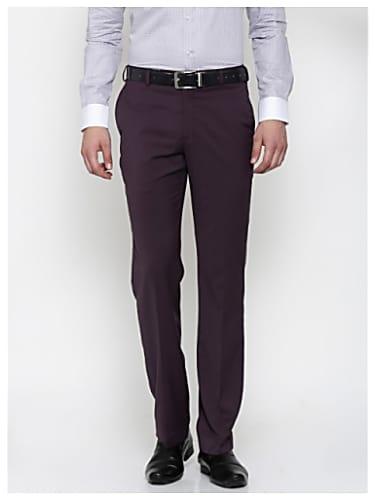 Sharad Malhotra Purple Trouser look, Episode 449 style