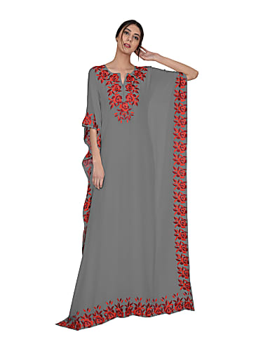 Shweta Mahadik Grey Dress look, Episode 8 style, Guddan Tumse Na Ho