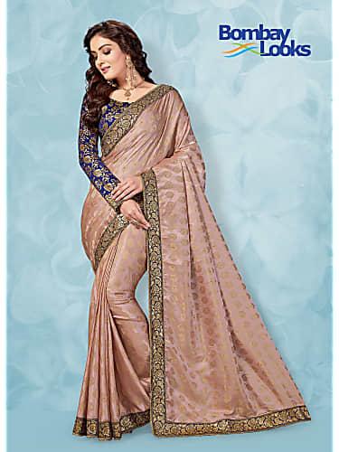 64053a5bf15d4f Sheeba Chaddha Pink Saree look Morni Banke style inspiration ...