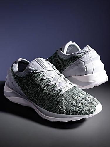 49ab65471a3 hrx by hrithik roshan men grey melange metagrip running shoes