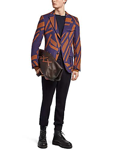 5f070eb9fbb ermenegildo zegna couture couture oasi cashmere macro geometric jacket