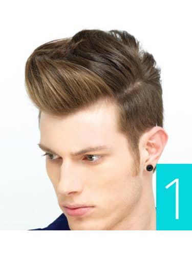 Trust Your Barber With The Reference Picture For This Haircut Subtle Fade On