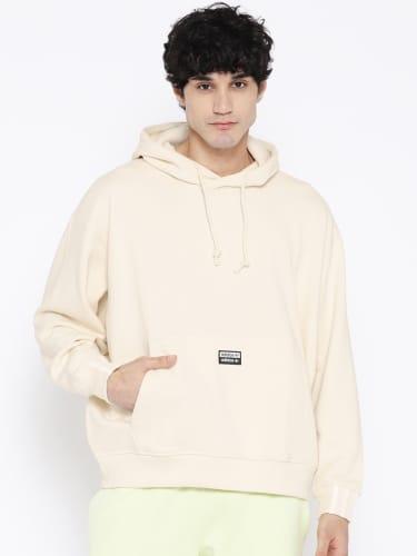 Aditya Roy Kapur In White Hoodie Outfit Celebrity Clothing Charmboard