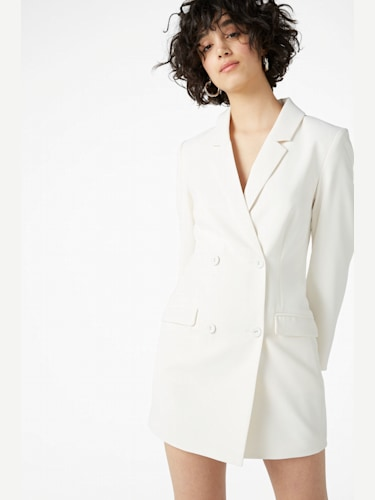 "e3f5cf0b0532a 14 fashion products from Alo Kiho's board ""Blazer dress"" on Charmboard"
